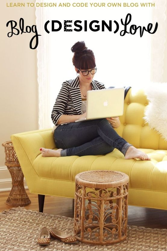 Blog Design Love E-Course     (learn Photoshop   HTML skills to create your own blog design!)