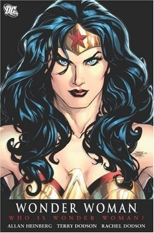 Wonder Woman Who Is Wonder Woman HC