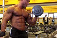 Пампинг. Тренировка для бицепса и трицепса! https://mensby.com/sport/muscles/2773-pumping-exercise-biceps-triceps  Тренировка с большим количеством повторений имеет, как правило, один ярко выраженный эффект – мышцы распирает. Упражнения бицепса, трицепса и пампинг.
