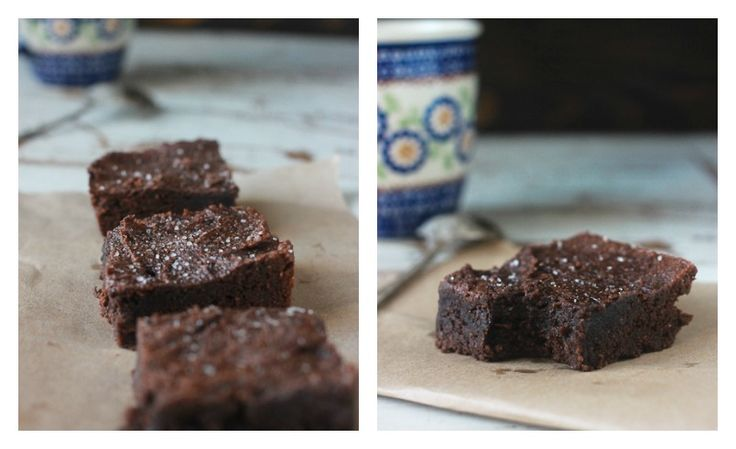 Coconut Butter Brownies - dense, moist, rich and all around satisfying. flourless, Gluten free, paleo and primal