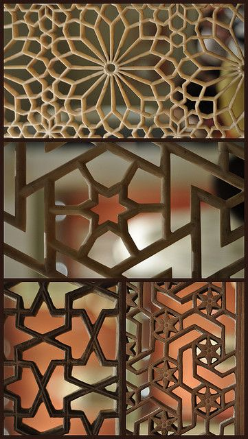Carved window screens.... Beautiful! もっと見る