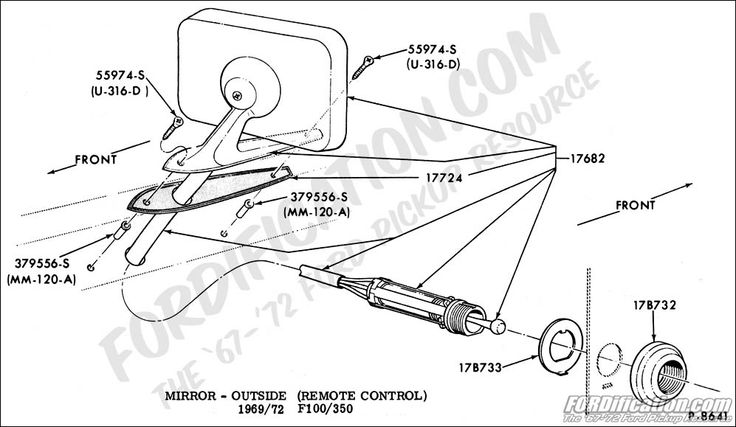 Wiring Diagram 76 Chevy Truck Interior likewise 70 Chevelle Fuel Gauge Wiring Diagram as well C7TZ 5400 S further Viewtopic further 2008 Mustang Coupe Interior Fuse Box Diagram. on 72 f100 interior