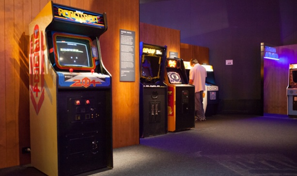 Arcade Aesthetics: A Museum Showcases the Art Behind Iconic Video Games in Melbourne
