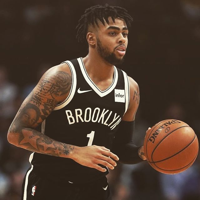 Dloading V Pistons 25 Pts 5 Triples W Will D Russell Have A Breakout Year In Brooklyn Nets Nba D Best Nba Players Brooklyn Nets Brooklyn Nets Team