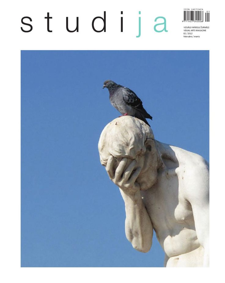 Visual arts magazine Studija