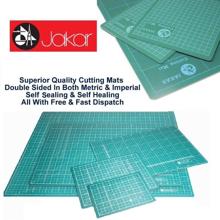 A1 cutting mat self healing craft 2 sided metric imperial for Self healing craft mat