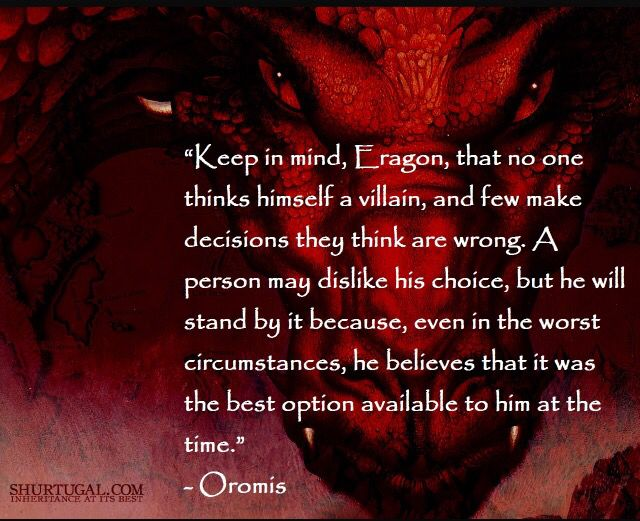 Eragon Quotes