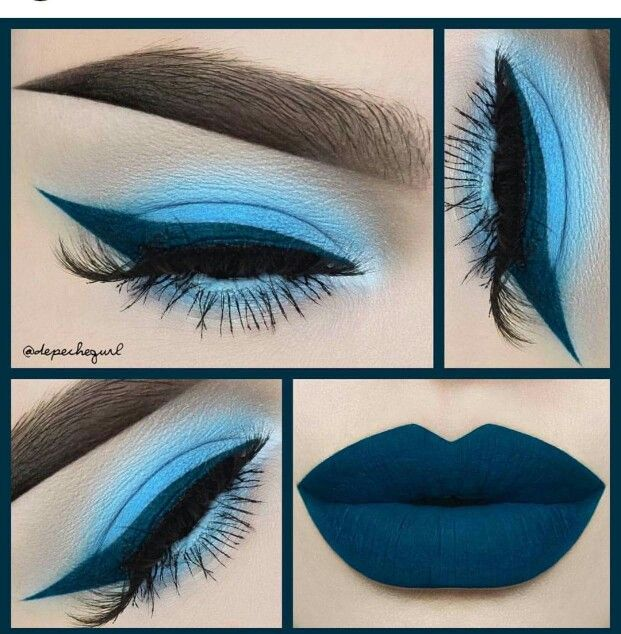 I would love to do this makeup look one day.