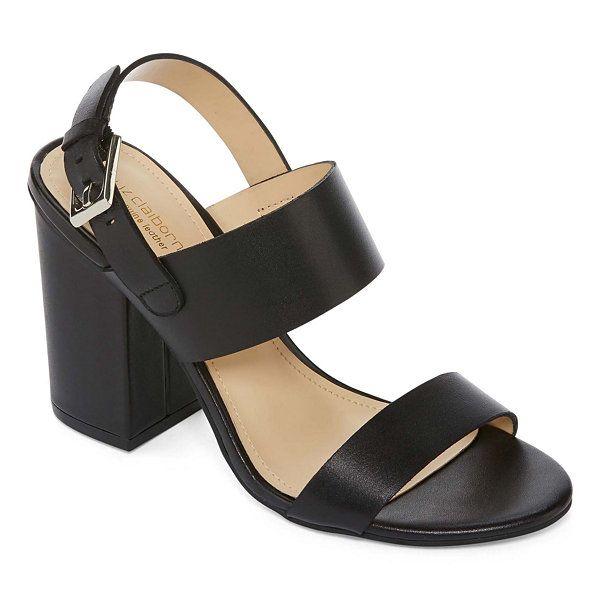 c80c79ecad8a Liz Claiborne Daffodil Leather Womens Dress Shoe