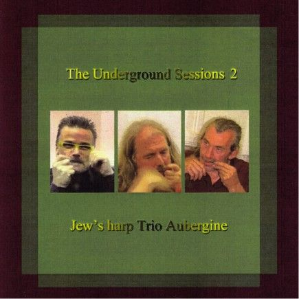 """Jew's Harp Trio Aubergine - The Underground Sessions II - Summer (2008) The """"Jew's Harp Trio Aubergine"""" comes from the region Zeeland in the Netherlands. The subtitle of the second part of this quadrology is called Summer. #guimbarde #jewsharp #maultrommel #musique"""
