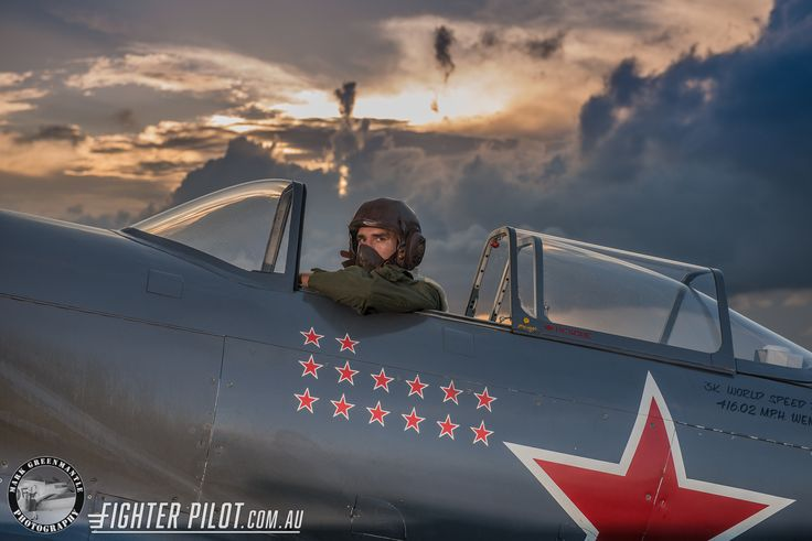 Fighter Pilot Yak-3 Steadfast. Photo by Mark Greenmantle Photography.