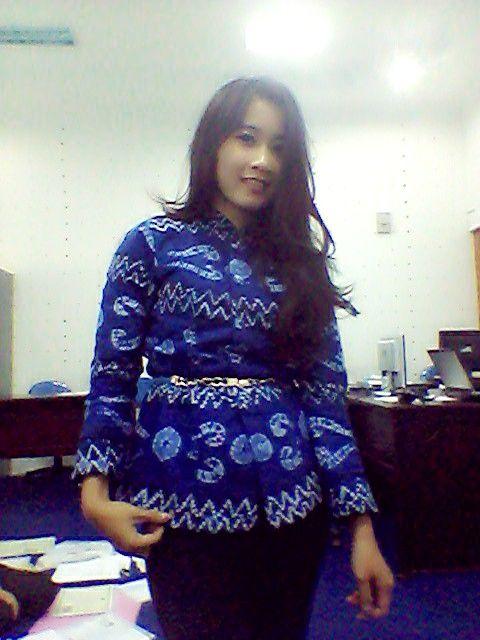 Batik Sasirangan from South Kalimantan
