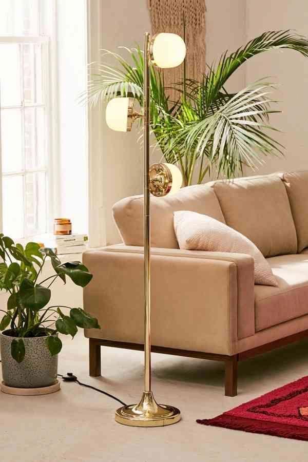 Planta De Luz Home Depot : planta, depot, These, Lamps, Depot, Substantial, Improvement, Kitchen, #diylamps, Floor, Lamp,, Lighting,, Living