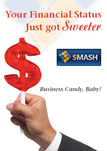 Your Financial Status - Just got Sweeter http://smashsolution.com/viraltraffic Business Candy, Baby! ;-) #smash #solution #prelaunch