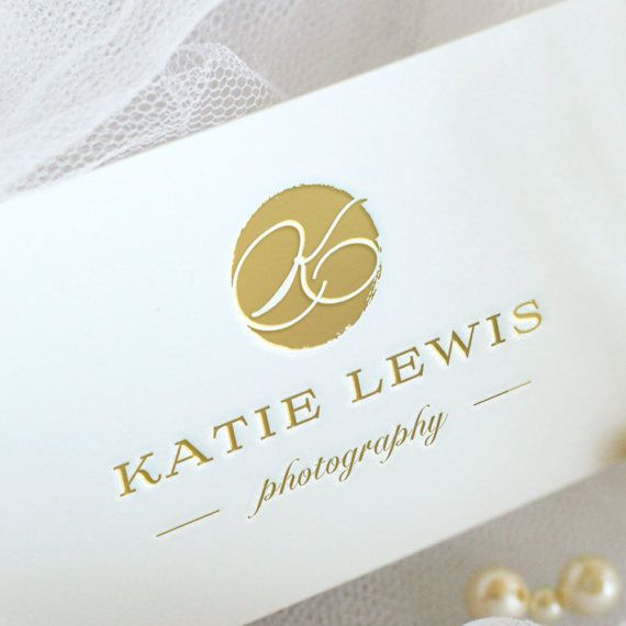 Custom Logo for Photographer Vintage Logo Classic logo