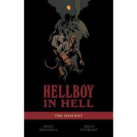 Hellboy in Hell 1 (Paperback) : Target