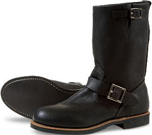 Engineer boot from Red Wing - order a size or half size smaller