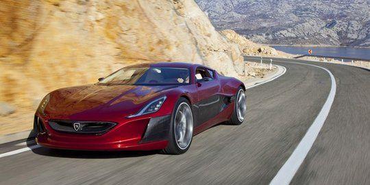 5 Mobil listrik eksotis paling mahal sedunia