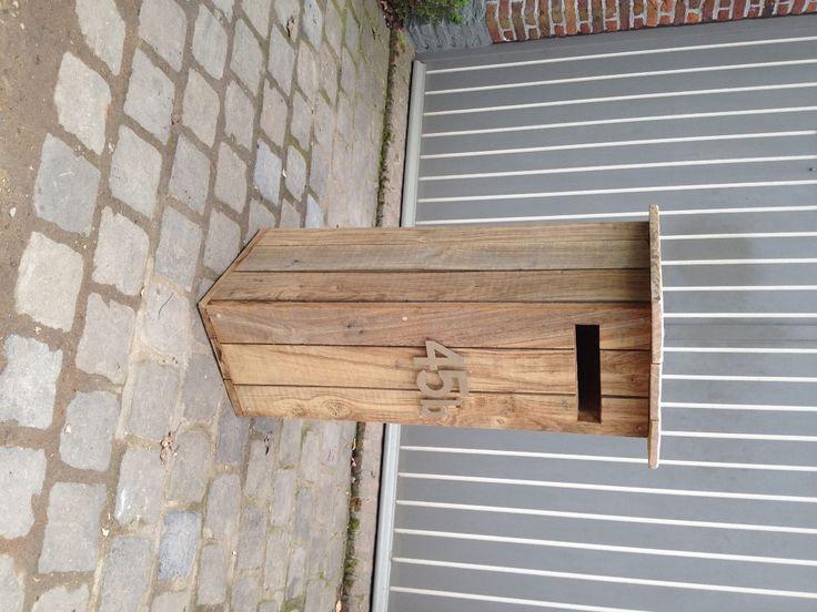 landelijke houten brievenbus - Google zoeken