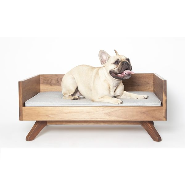 Felix Chien - Joey High Back Dog Bed, $794.00 (http://www.felixchien.com/joey-high-back-dog-bed/)