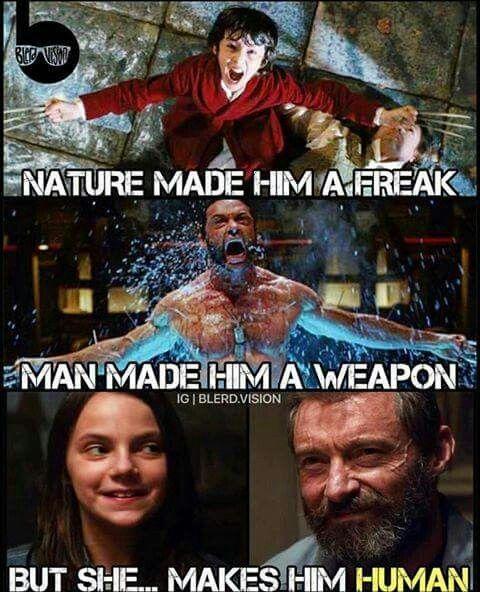 // Wolverine // Logan // X-men //