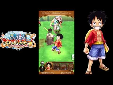 One Piece Thousand Storm APK+Mod v1.12 (God Mod/ Official) for Android - One-Piece Games | Android, PS, PC, Online