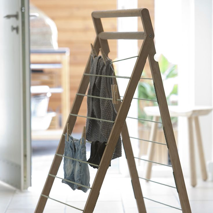 Skagerak - Dryp Clothes Drying Rack - Oak                                                                                                                                                                                 More