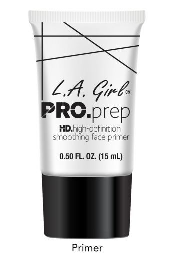 L.A GIRL PRO.PREP Face smoothing PRIMER for the polished look.