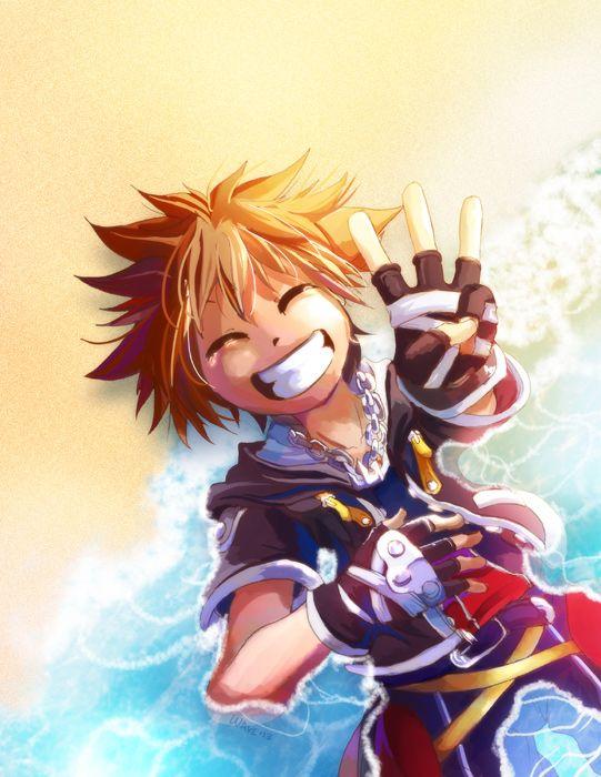 Kingdom Hearts 3 by suzuran.deviantart.com on @deviantART