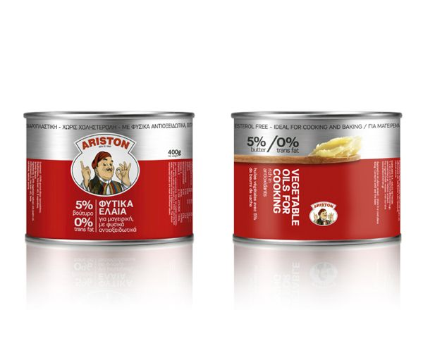 Ariston cooking oils By Dimitris Florakis | Mousegraphics on Behance