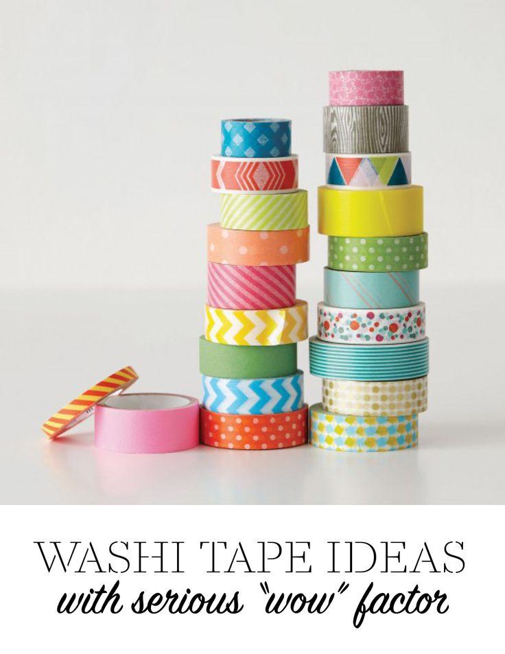 Best 25 martha stewart planner ideas only on pinterest - Washi tape ideas ...