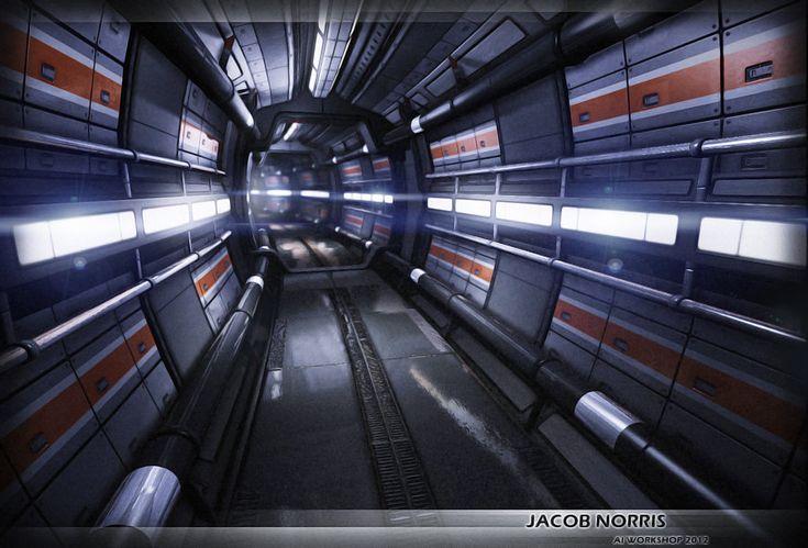 Mejores 69 im genes de sci fi wall panels en pinterest for Puerta nave espacial