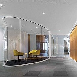 Ippolito Fleitz Group Renovates Drees & Sommer | Projects | Interior Design....