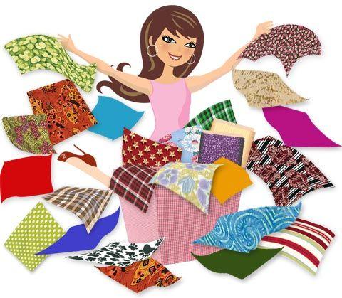 cosiendo y aprendiendo: Donde comprar telas bonitas