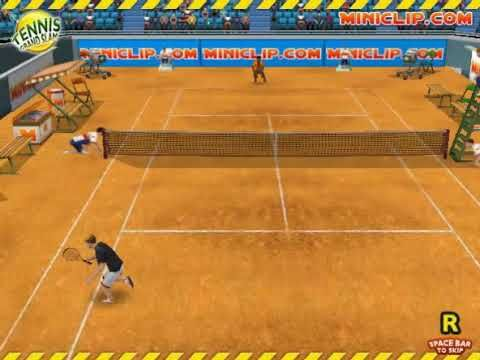 TENNIS GAMES ONLINE - Flash game  for Computer