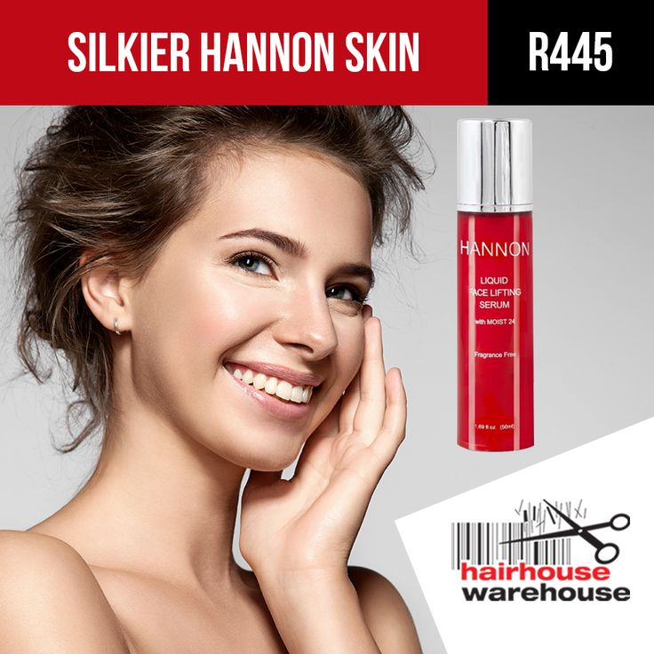 Lift, Tighten & Smooth skin with the #Hannon Liquid Face Lifting Serum, a lightweight #anti-aging serum for all skin types. Enjoy #instant firmness and luxurious results! Buy yours today at our #OnlineStore by entering this URL into your web browser:- https://www.hairhousewarehouse.co.za/hannon-liquid-face-lifting-serum?utm_source=Twitter&utm_medium=Social&utm_campaign=Organic-Post&utm_content=Twitter_Social_Organic-Post_Product-2-hannon-face