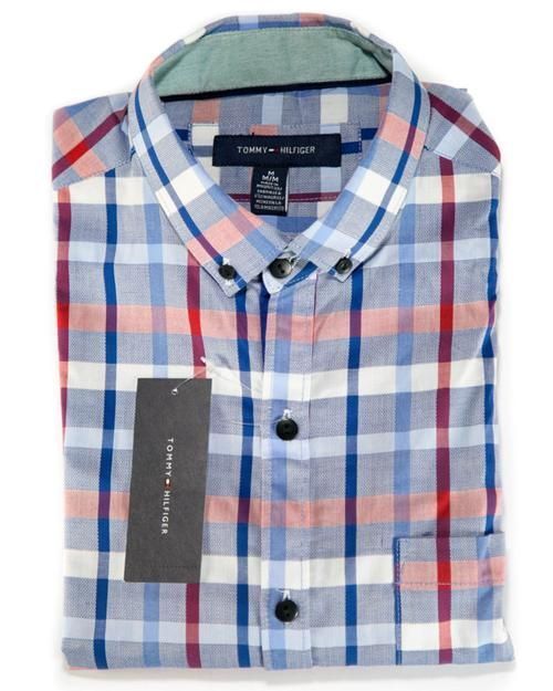 b20301dad Mens Cotton Lining Shirt   Party Shirts By Tommy Hilfiger