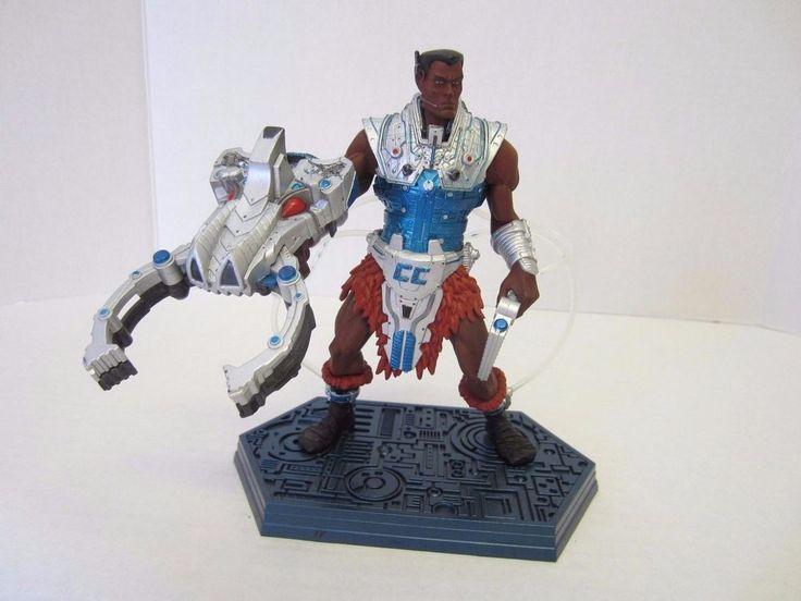 "Clamp Champ Statue 6"" Masters of the Universe MOTU NECA Figure #Mattel"