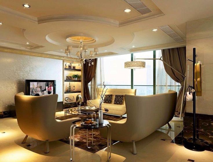 Elegant Living Room. Part 76