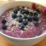 I\\\'m going through one of my superfood fetishes and this time around it is with chia seeds.Bob\\\'s Red Mill sent me a sample of their wonderful chia seeds, a part of their Grains of Discovery series (thank you, Bob!), and since I already had a half-used bag in the freezer, ...