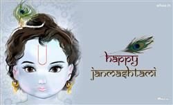 Happy Janmashtami Wallpaper Of Bal Krishna,Happy Janmashtami Festival Hd And Hq Wallpaper For Janmashtami Wishes