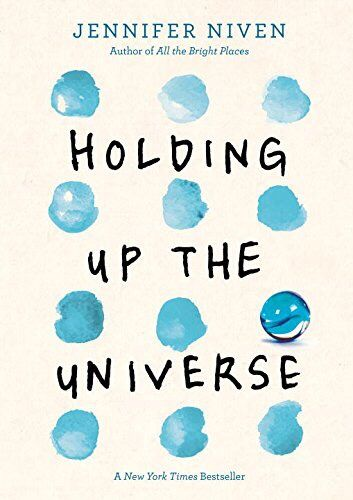 Holding Up The Universe is a typical high school love story that features two teens who couldn't have anything in common but still end up together somehow.