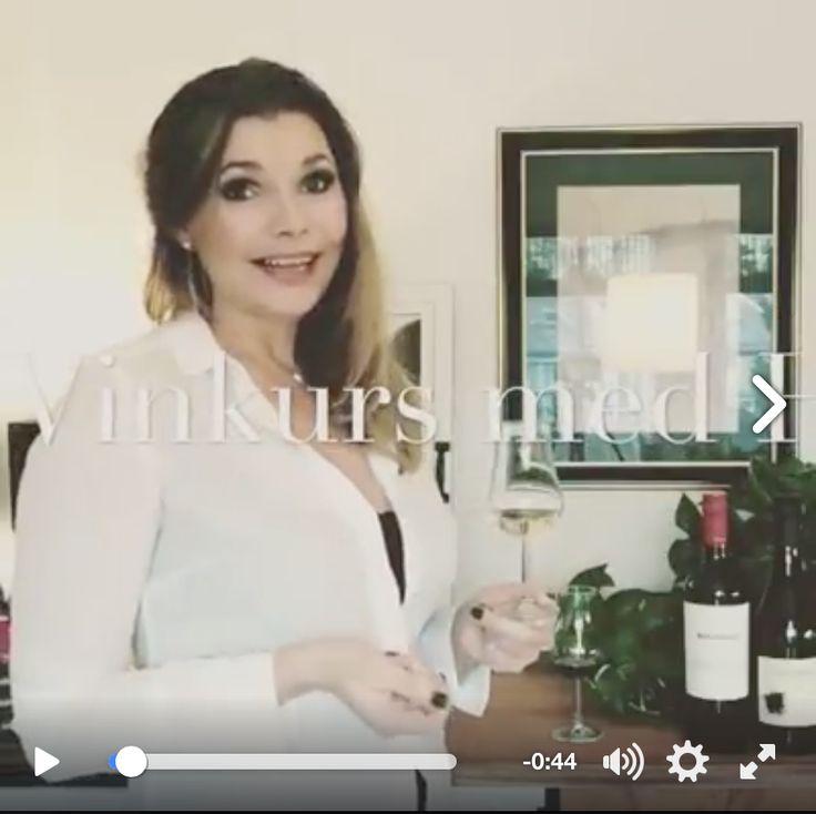 Lær alt du trenger å vite om vin med video. Av forfatter og sommelier Trude Helén Hole. Over kan du se en liten sniktitt fra Nybegynnerkurset – nemlig hvordan smake på vin. På Druen er et uhø…