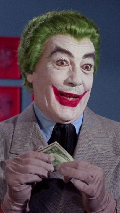 Batman  The Funny Feline Felonies   Episode aired 28 December 1967 Season 3   Episode 16, Director: Oscar Rudolph, Eartha Kitt. The Catwoman,  Cesar Romero. The Joker