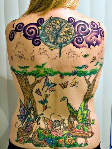 Afbeeldingsresultaat voor miami ink fairytattoos