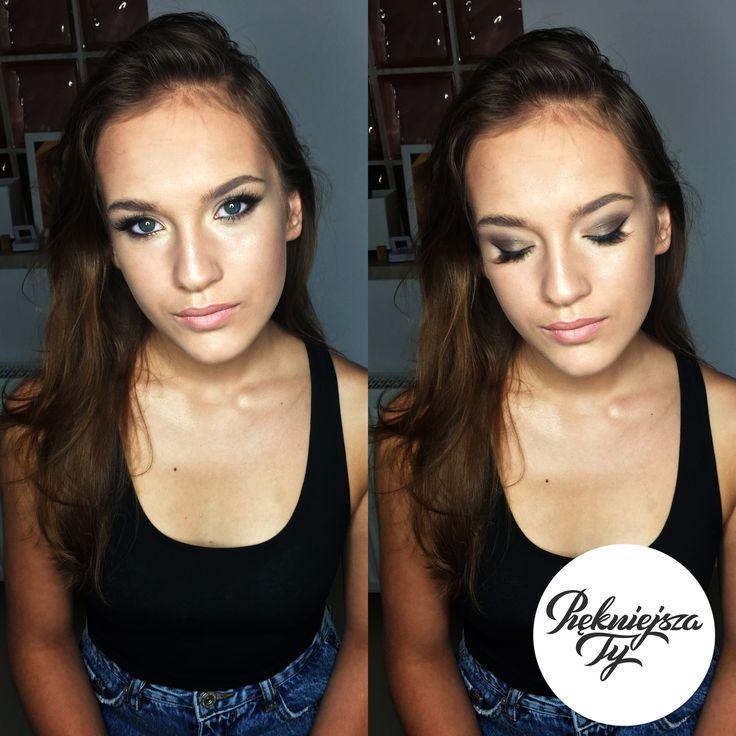 #piekniejszaty #makijaż #skierniewice #okazjonalny