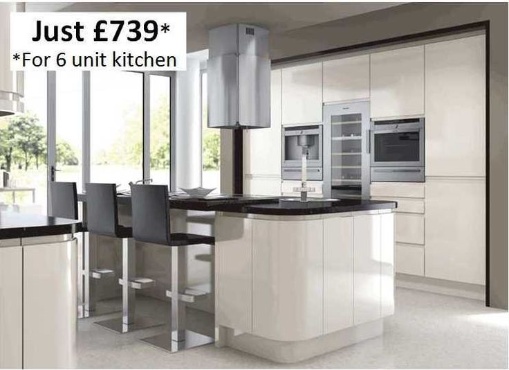 Budget kitchens that are much better value than places like Howdens, Wickes & Magnet