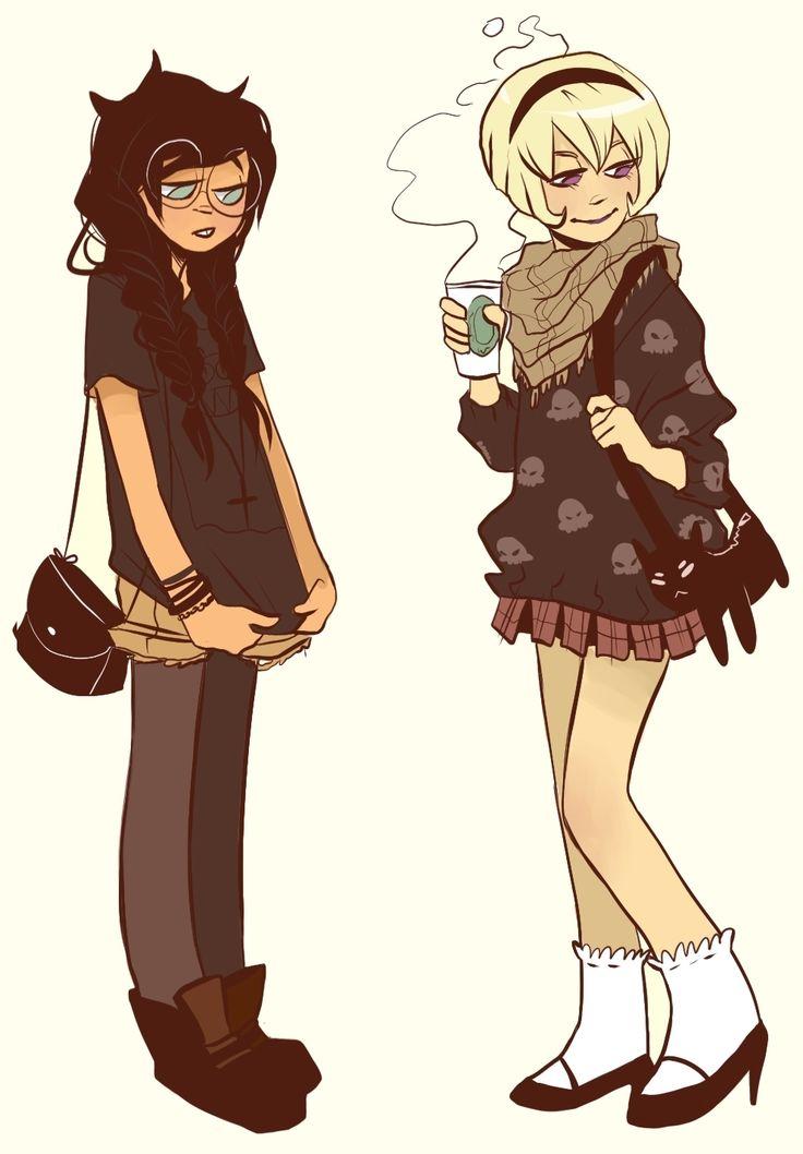 """glofii: """" fashionable ladies """""""