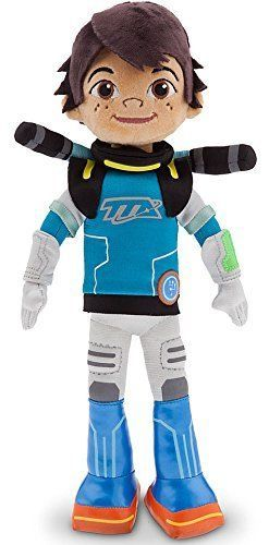 "Disney Junior Miles From Tomorrowland Miles Exclusive 13.5"" Plush Blastastic"