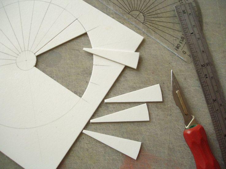 'Model-making Basics' – main construction